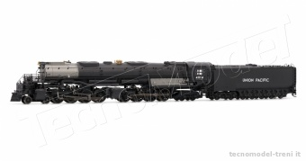 Rivarossi HR2638 Union Pacific, 'Big Boy' classe 4014 ep.III DCC Sound