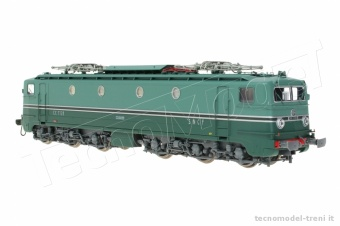 REE Modeles MB-055S SNCF CC7128 deposito di Lyon-Mouche ep.III DCC Sound