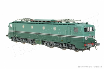 REE Modeles MB-056S SNCF CC7114 deposito di Paris SO ep.III DCC Sound