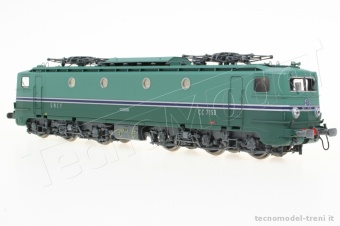 REE Modeles MB-059S SNCF CC7158 deposito di Chambéry ep.III DCC Sound