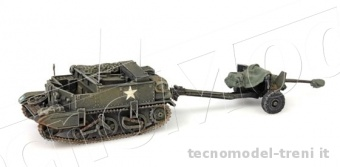 Artitec 387.126 Universal Carrier + 6 Pnd AT gun, UK