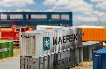 Faller 180840 Container 40' 'MAERSK'