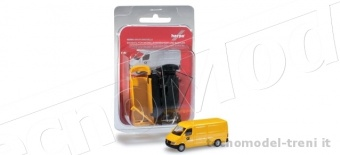 Herpa 012577 MiniKit Mercedes-Benz Sprinter box