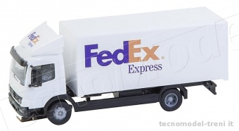 Faller 161592 Car System Camion MB Atego 04 FedEx (HERPA)