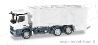 Herpa 012928 Mini kit camion MB Antos