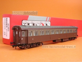 Acme 50263 Carrozza FS 2cl Cz 32000 tipo 1937