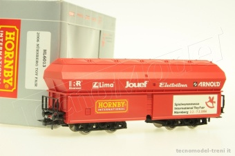 Lima HL6034 Carro commemorativo Norimberga Toy Fair 2006