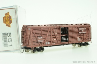 Broadway Limited 851 Carro stock N&W