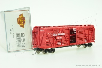 Broadway Limited 853 Carro stock GN